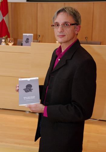 Francisco López Pozo - Para ver nacer el cataclismo. Foto: Raúl C.