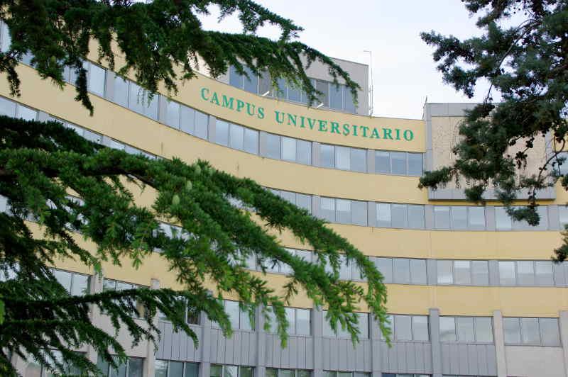 Campus de Ponferrada - Universidad de León. Foto: Raúl C.