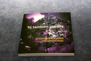 """Portada de """"Tú también puedes"""". Foto: Raúl C."""