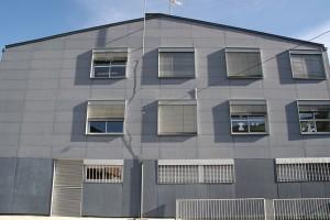 Colegio Ponferrada XII. Foto: Raúl C.