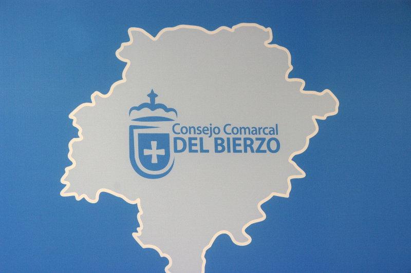 Imagen corporativa del Consejo Comarcal del Bierzo. Foto: Raúl C.