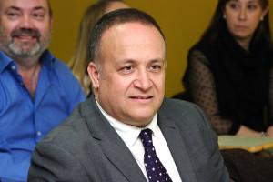 Gerardo Álvarez Courel. Foto: Raúl C.