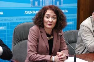 Gloria Fernández Merayo. Foto: Raúl C.