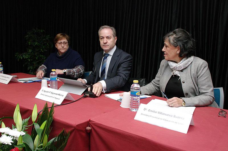 Jornadas informativas de FP en el IES Fuentesnuevas. Foto: Raúl C.