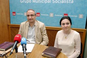 Olegario Ramón y Paula Rodríguez. Foto: Raúl C.