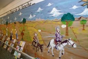 Salibrín - exposición dedicada a Miguel de Cervantes