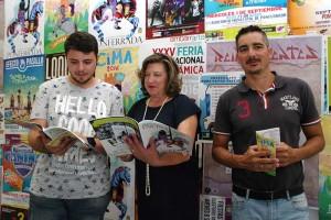 Presentación del programa de las Fiestas de la Encina 2016. Foto: Raúl C.