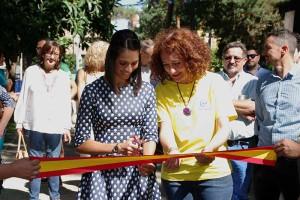 Nuria Lugueros y Gloria Fernández Merayo. Foto: Raúl C.