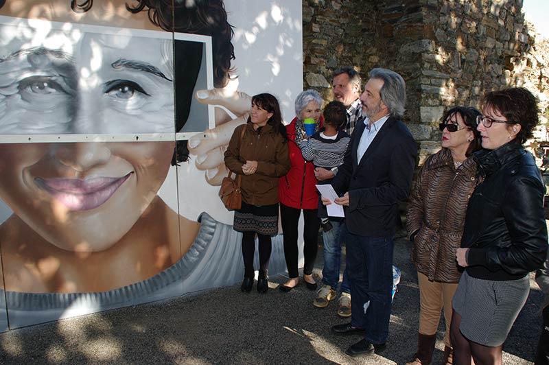 Celebración del Día Internacional de la Mujer en Salas de los Barrios. Foto: Raúl C.