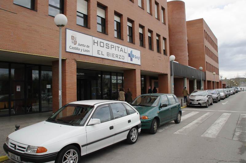 Hospital del Bierzo. Foto: Raúl C.