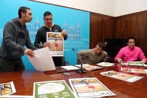 Presentación de la Liga Especial Olympis Plena. Foto: Raúl C.