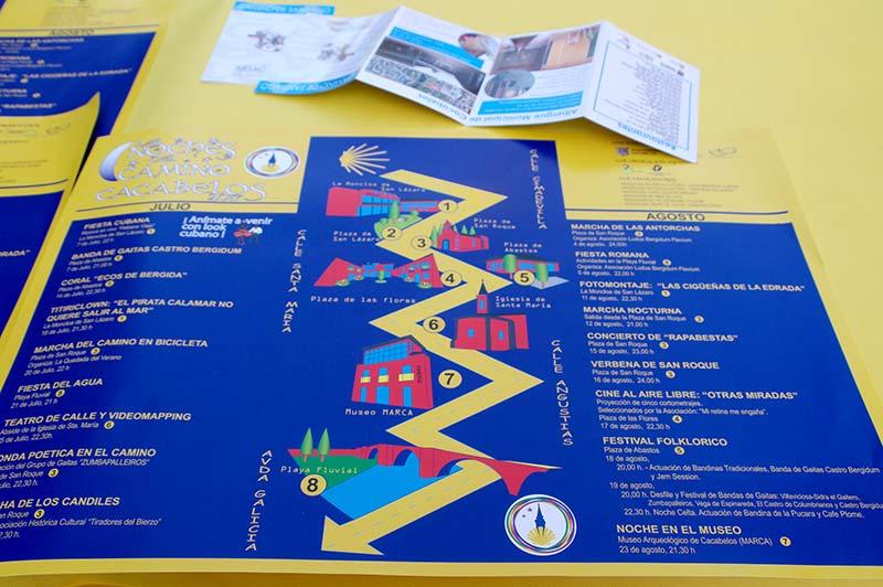 Ayuntamiento asociaciones y hosteleros dinamizan el for Oficina de turismo ponferrada