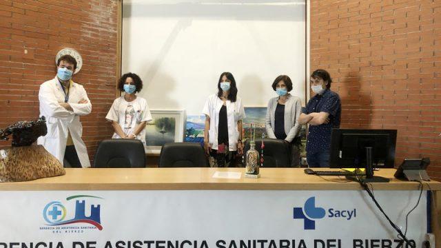 asoc-pintores-del-bierzo-donacion-cuadros-hospital.jpg